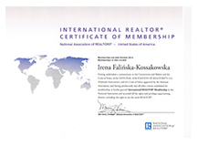 Irena Falińska-Kossakowska